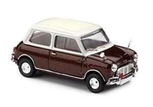 Corgi - VA02533 - Mini Cooper Steve McQueen en Métal - échelle 1:43