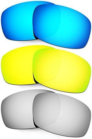 HKUCO Plus Mens Replacement Lenses for for for Costa Caballito - 3 Pair Parent B074N7V9JB | Più pratico  | Del Nuovo Di Arrivo  | moderno  | Vari disegni attuali  22515c