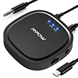Best MPOW Bluetooth Audio Ricevitori - Mpow Trasmettitore e Ricevitore Bluetooth 5.0, Adattatore Wireless Review