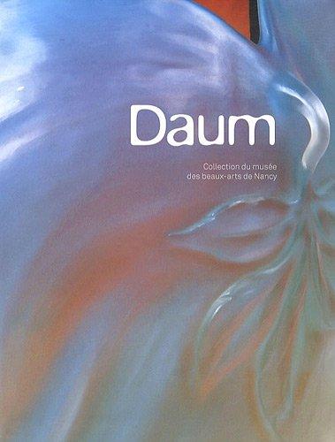 Daum : Collection du musée des beaux-arts de Nancy (1DVD)