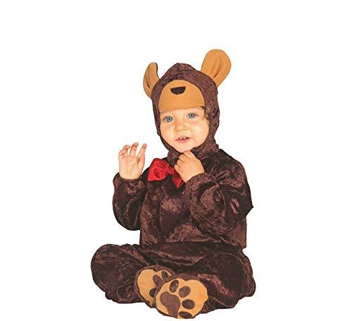 Baby Teddy Bär -- Kostüm für Kinder Gr. 86 - 98, Größe:92/98