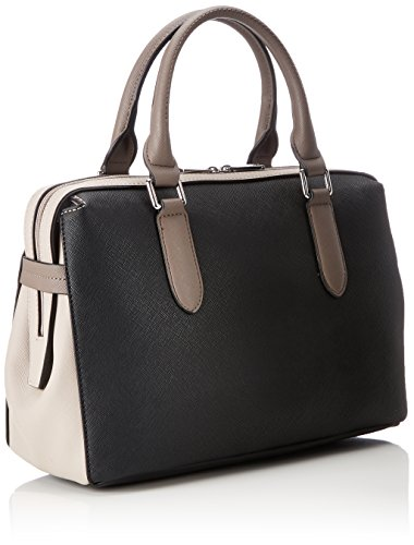 L.CREDI Damen Athen Bowling Tasche, 15.5×21.5×30.5 cm