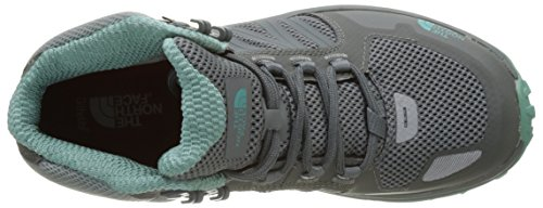 The North Face Damen Litewave Fastpack Mid Gore-Tex Trekking-& Wanderschuhe Grau (Grey)
