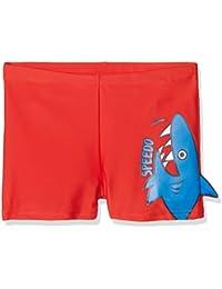 Speedo Girls' Fin Friends Aqua Shorts