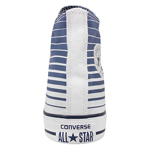 Converse Unisex-Erwachsene Sneakers Chuck Taylor All Star C151186 High-Top Blau