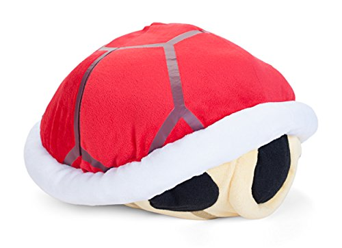 Nintendo Super Mario Brothers Red Koopa Shell Cuscino
