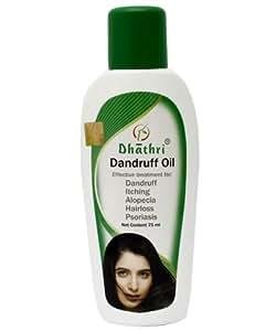 Dhathri Ayurvedhic Dandruff Oil 75ml