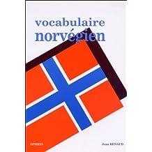 Vocabulaire norvégien. Fransk-Norsk - Tema-Ordliste