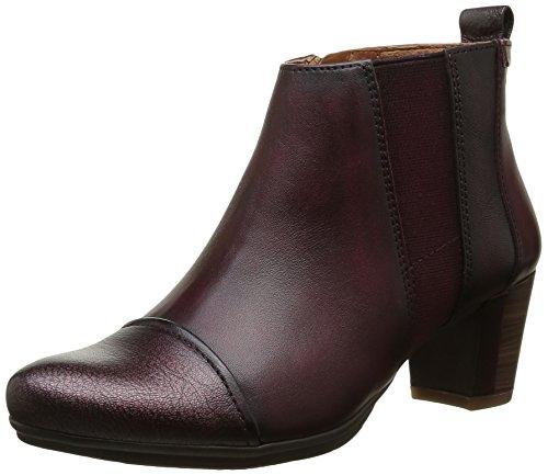 Pikolinos - Segovia W1j I16, Stivali Donna Rosso (Rouge (Garnet))