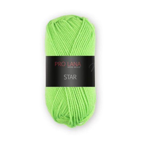PRO LANA Star - Farbe: 83 - 50 g / ca. 135 m Wolle