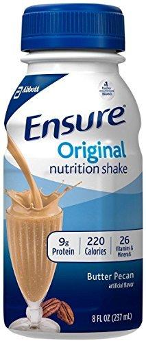 ensure-nutrition-drink-butter-pecan-6-8-fl-oz-237-ml-bottles-15-qt-142-l-by-ensure