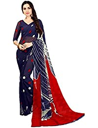 Indian Sarees for Women Wedding Designer Party Wear Traditional Multicolor Color Saree.