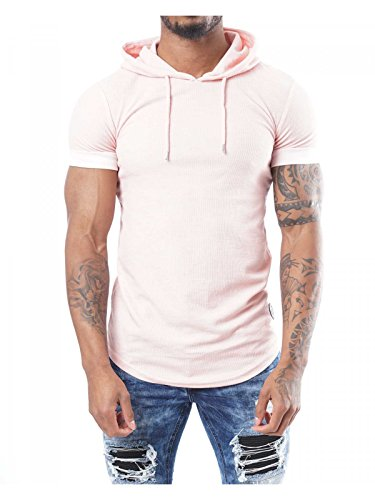Project X Paris -  T-shirt - Uomo Rosa pallido