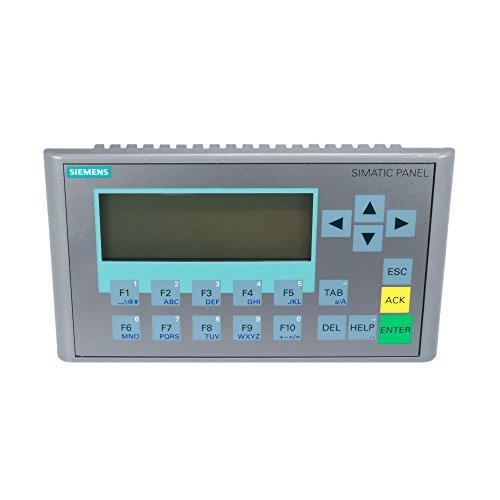 Gebraucht, Siemens-Panel Basic KP300monofasico PN Display FSTN gebraucht kaufen  Wird an jeden Ort in Deutschland