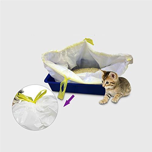 Zoom IMG-1 sacchetti lettiera gatto borsa con