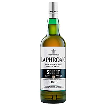 Laphroaig Select Single Malt Scotch Whisky 70cl Bottle x 2 Pack