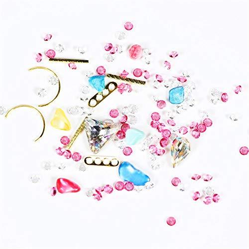 Zoom IMG-2 sunneey 3d nail art decorazioni