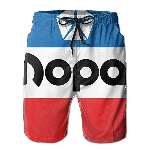 Fashion Men's Beach Pants Mopar Logo Mens Swim Boardshorts Beach Shorts Swim Trunks Casual Beach Shorts,XL Oneill Womens Casual Pants