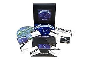 Ride The Lightning (Coffret 4 vinyles + 6 CD + 1 DVD + 1 Hardbook)