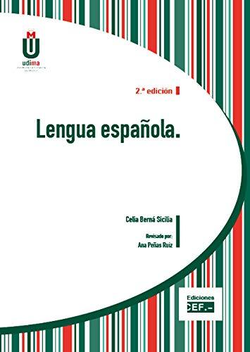 Lengua española por Celia Berná Sicilia