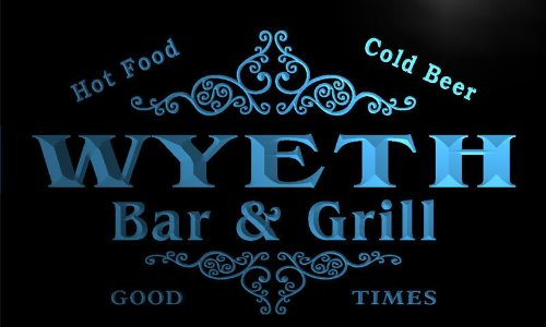 u49148-b-wyeth-family-name-bar-grill-home-decor-neon-light-sign-enseigne-lumineuse