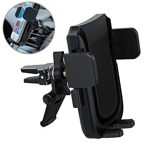 Handyhalterung Auto Lüftung KFZ Air-Vent-Telefonhalter für Auto mit Verstellbarem Auto-Telefon-Halter für iPhone, Samsung, Google Nexus, Huawei und Mehr - Uverbon