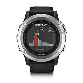 Garmin Fenix 3 HR Smartwatch GPS Multisport, Sensore Cardio al Polso, Display a Colori, Altimetro e Bussola, Nero/Grigio (B01GG0C2D0) | Amazon Products