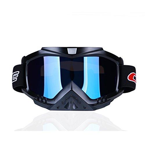 madbike Motocicleta motocross gafas Deportes al aire libre Dirt...