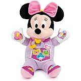 Clementoni - 62497-Minnie - Ma poupée à cajoler-PREMIER AGE