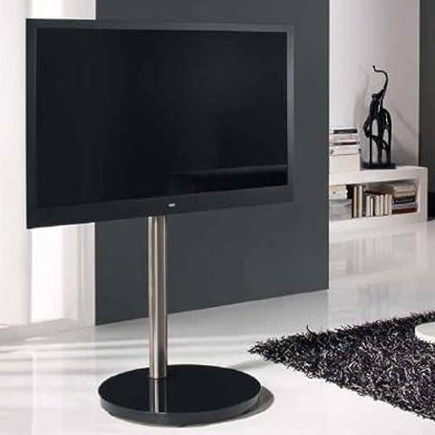 Puremounts PM-207 - Soporte de pie para pantalla plana (Portátil, Negro, 200 x 200 mm, 600 x 400 mm, 200 x 200,300 x 300,300 x 200,400 x 200,400 x 400,400 x 300,600 x 400 mm)