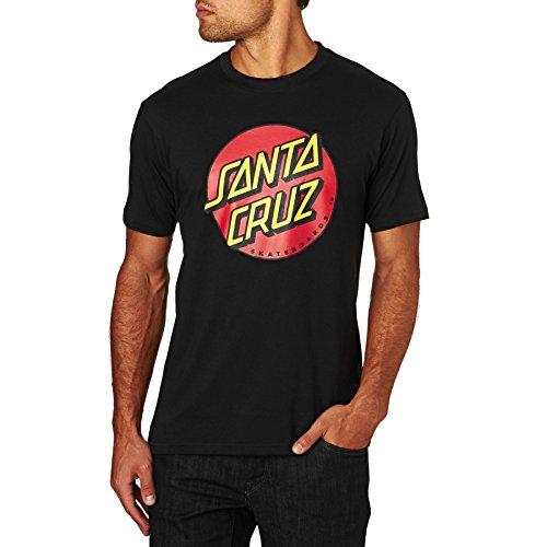 Santa Cruz Herren T-Shirt Classic Dot T-Shirt (Santa-t-shirt)