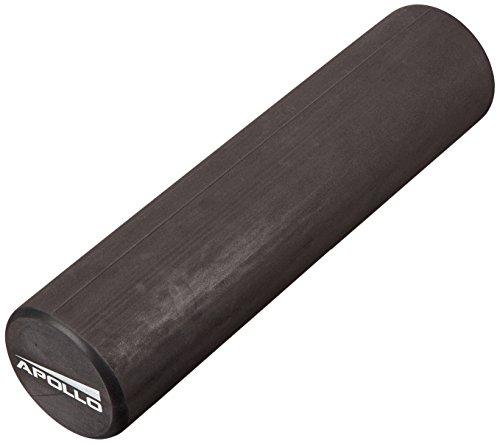 APOLLO Fitness-Pilates Rolle Delhi, Rückenrolle für Yoga und Pilates ideal für Faszienttraining und Rückengymnastik auch als Selbstmassage-Rolle einsetzbar