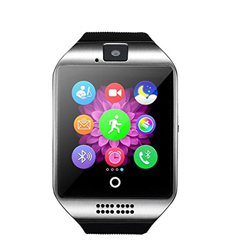 FOTOWELT Newest Q18 Smartwatch with Camera Original TF/SIM Card Slot for Android...