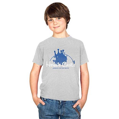 TEXLAB - Howl's Castle - Kinder T-Shirt, Größe -