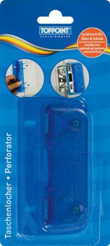 Taschenlocher, Kunststoff