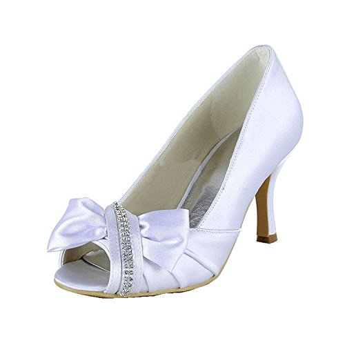 Minitoo , Sandales pour femme Ivory-9.5cm Heel