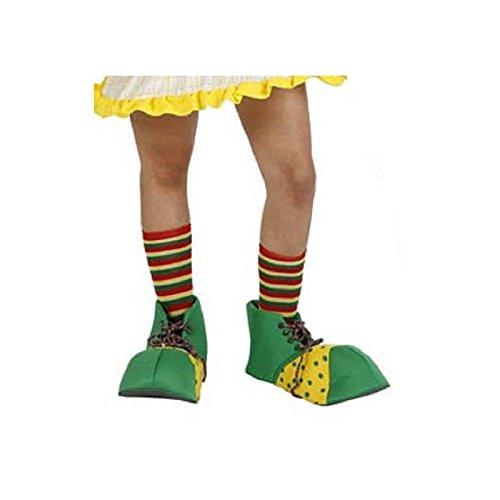 Atosa - B/s Zapatos Payaso niño/a 25 cms. 2st
