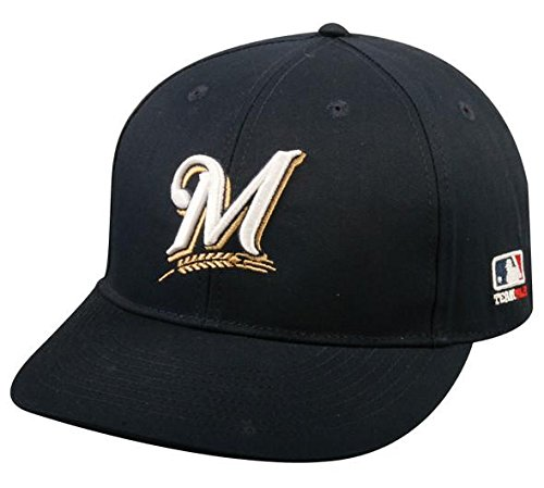 Authentic TeamMLB Sports Shop MLB Lizenzierte Replik Caps/Alle 30 Major League Baseball Teams Offizieller Hut der Jugend Little League und Erwachsenen Teams, Herren, marineblau, Adult (6 7/8 - 7 1/2)