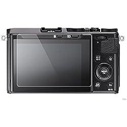 HomyWord 0.3mm Optique 9H Trempé Protecteur D'écran En Verre Optique Feuille Film de La Peau Pour Fujifilm X70 Caméra