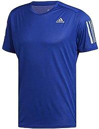 adidas RS Cooler SS M Camiseta, Hombre, Azul (Collegiate Navy), L