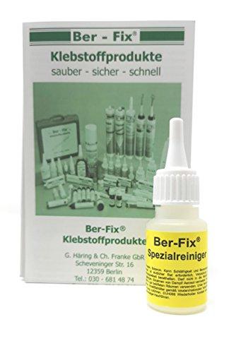Ber-Fix Reiniger Klebstoffentferner speed 20ml für Sekundenkleber