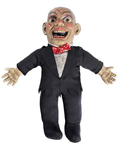 auchredner-Puppe Charlie mit Sound für Halloween ()