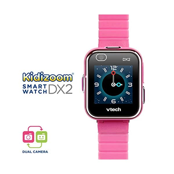 VTech Kidizoom Smart Watch DX2 - Reloj inteligente para niños con doble cámara 2