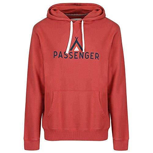 Passenger Tipi Hoody - Red