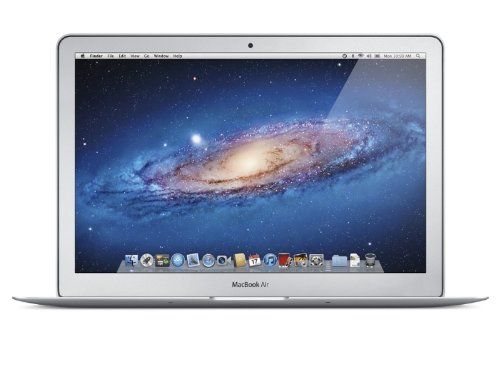 Apple MacBook Air MD232D/A 33,8 cm (13,3 Zoll) Notebook (Intel Core i5 3427U, 1,8GHz, 4GB RAM, 256GB Flashspeicher, Intel HD 4000, Mac OS) (Apple Macbook Air I5)