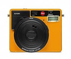 "Leica ""Sofort"" Sofortbildkamera orange"