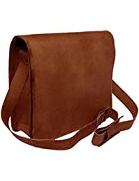 Satya 15 Inch Genuine Leather Laptop/Briefcase/Carry Bag