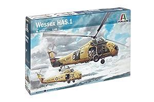 Italeri 510002744 - Aviación - un y Cuarenta y Ocho Minutos Wessex Has. 1 / 31A