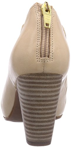 Clarks - Okena Posh, Scarpe col tacco Donna Beige (Beige (Beige Leather))