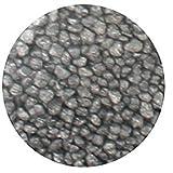 acquari Ragione: 1kg ghiaia–Argento metallizzato–Ø 2–3mm # 400089